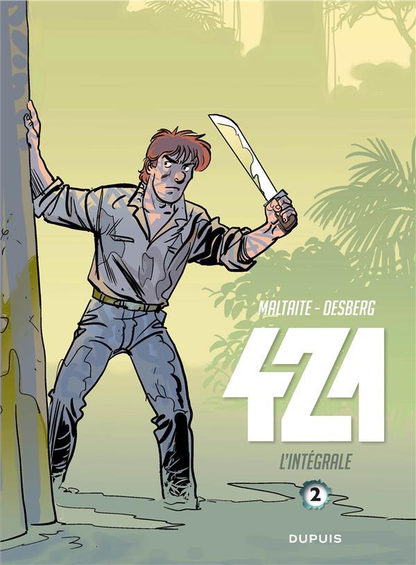 421 - L'INTEGRALE - TOME 2
