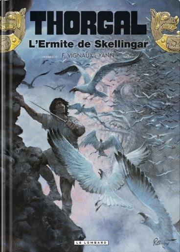 THORGAL - TOME 37 - L'ERMITE DE SKELLINGAR + EX LIBRIS PULP'S OFFERT