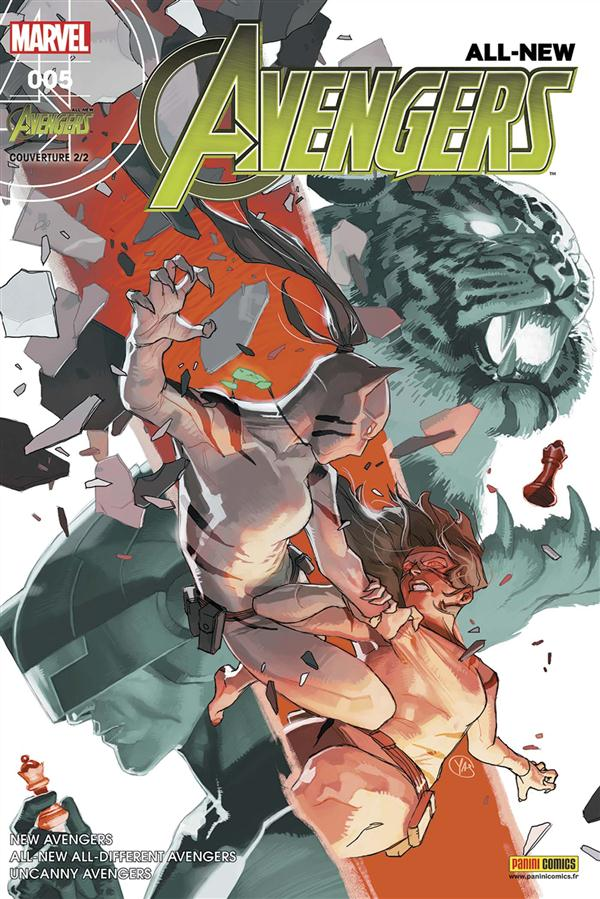 ALL-NEW AVENGERS N  5 (COUVERTURE 2/2)
