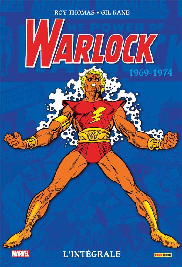 ADAM WARLOCK : L'INTEGRALE T01 (1969-1974)