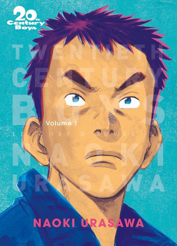 20TH CENTURY BOYS PERFECT EDITION T01 - FAUVE D'ANGOULEME - PRIX DE LA MEILLEURE SERIE 2004