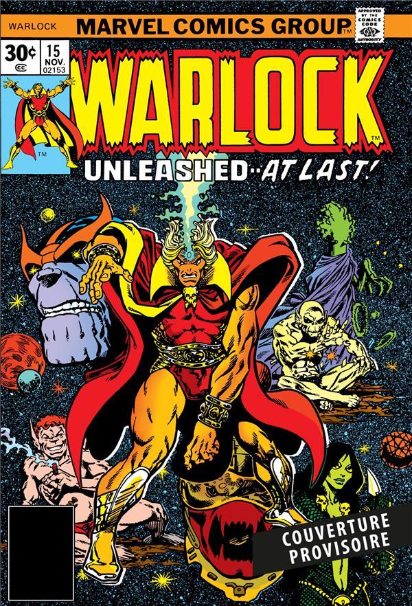 ADAM WARLOCK : L'INTEGRALE 1975-1977