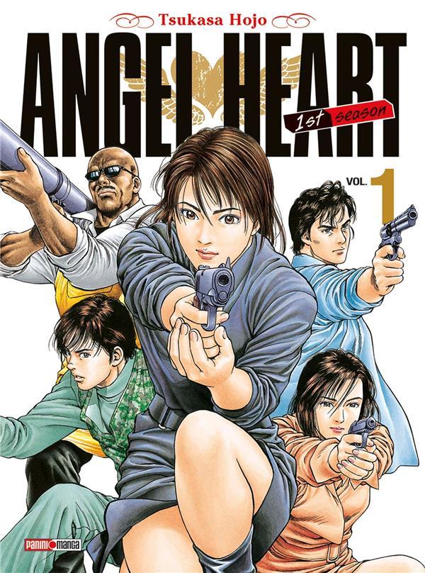 ANGEL HEART SAISON 1 T01 (NOUVELLE EDITION)