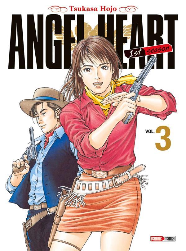 ANGEL HEART SAISON 1 T03 (NOUVELLE EDITION)