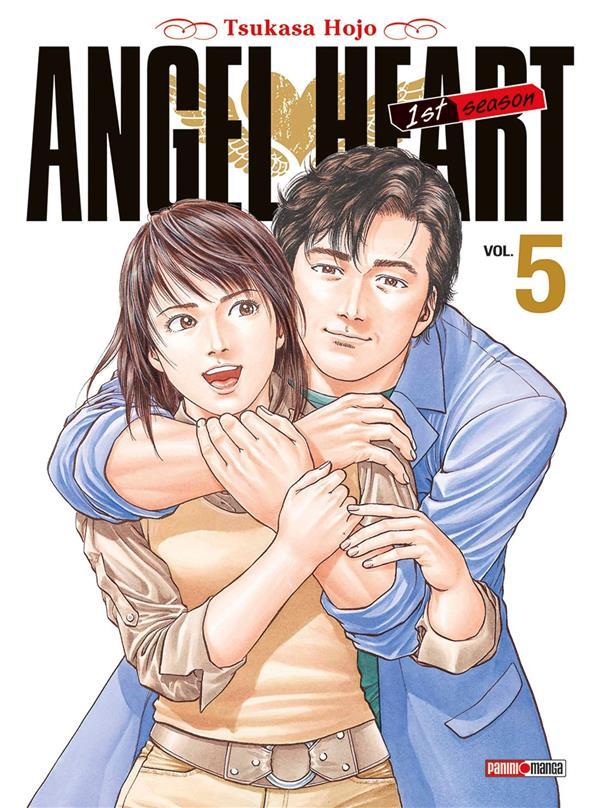 ANGEL HEART SAISON 1 T05 (NOUVELLE EDITION)