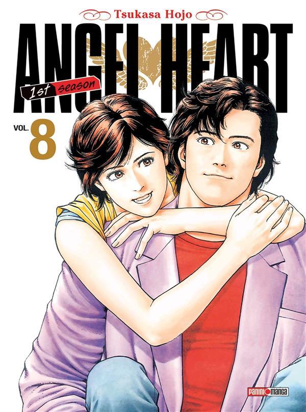 ANGEL HEART SAISON 1 T08 (NOUVELLE EDITION)