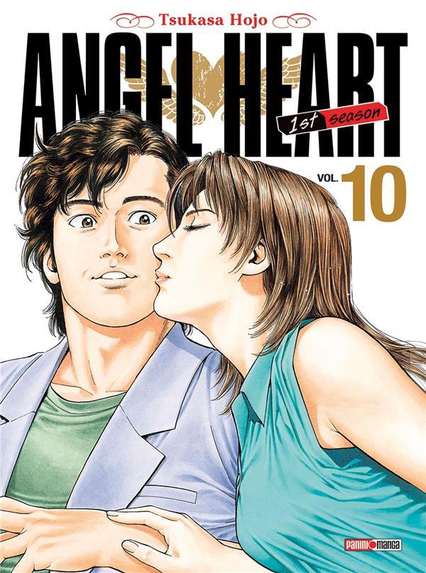 ANGEL HEART SAISON 1 T10 (NOUVELLE EDITION)
