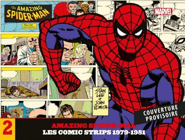 AMAZING SPIDER-MAN: LES COMIC STRIPS 1979-1981
