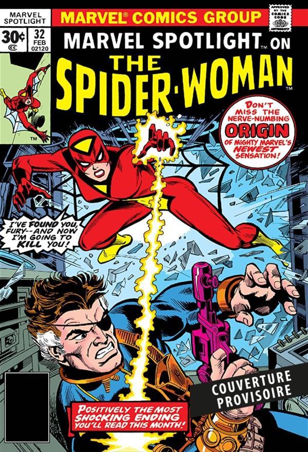 SPIDER-WOMAN : L'INTEGRALE 1977-1978