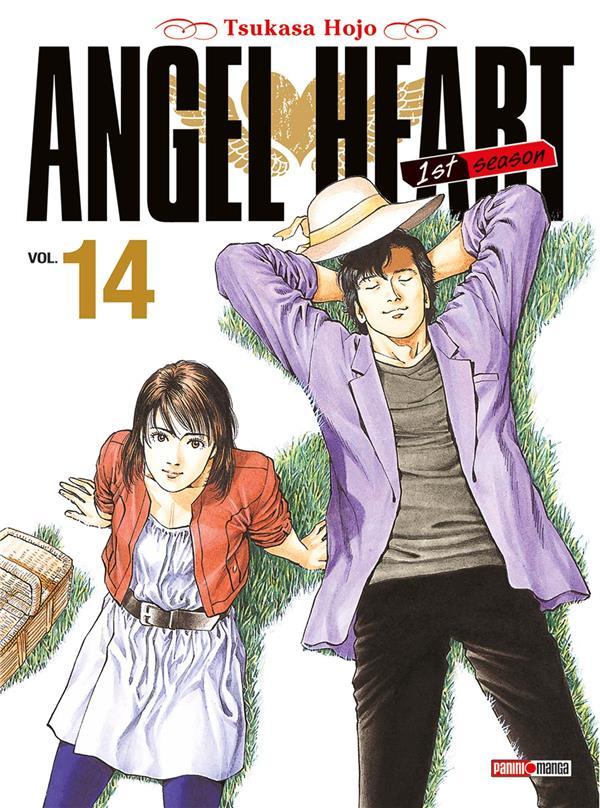 ANGEL HEART SAISON 1 T14 (NOUVELLE EDITION)