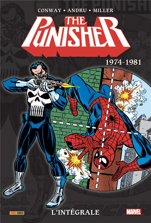 PUNISHER : L'INTEGRALE 1974-1981