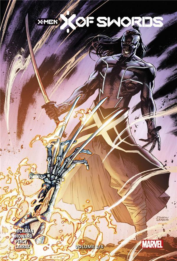 X-MEN : X OF SWORDS T01 (EDITION COLLECTOR)