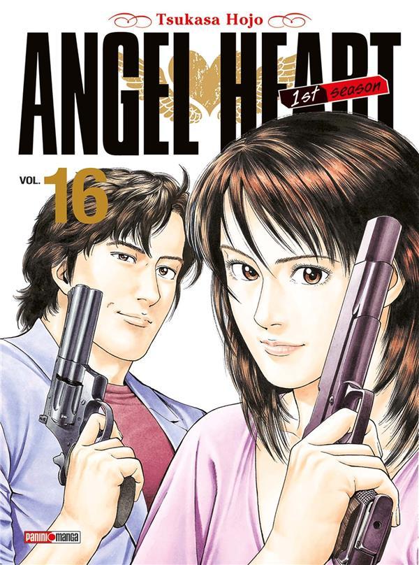 ANGEL HEART SAISON 1 T16
