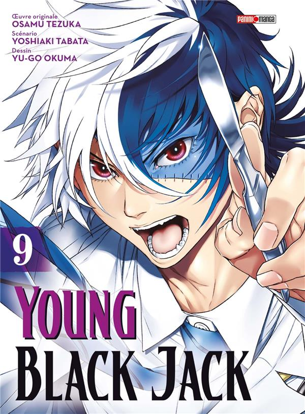 YOUNG BLACK JACK T09