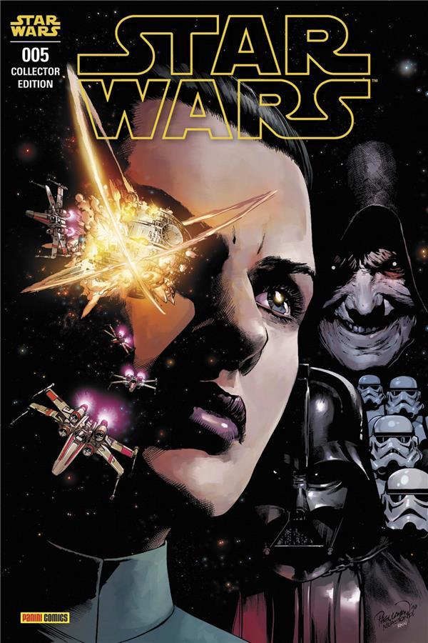 STAR WARS N 05 (VARIANT - TIRAGE LIMITE)