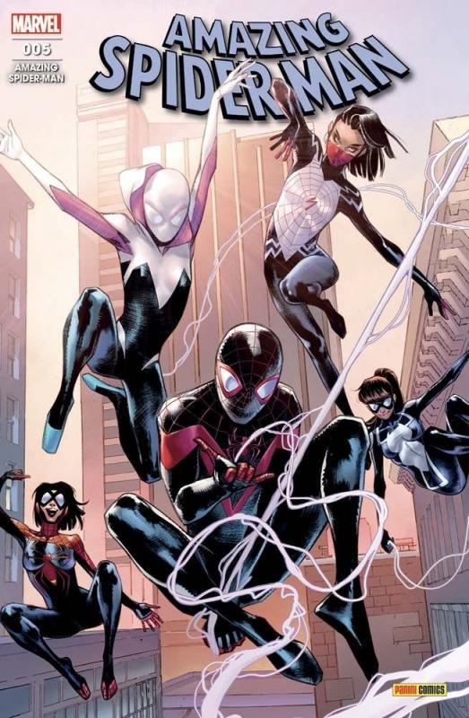 AMAZING SPIDER-MAN N 05
