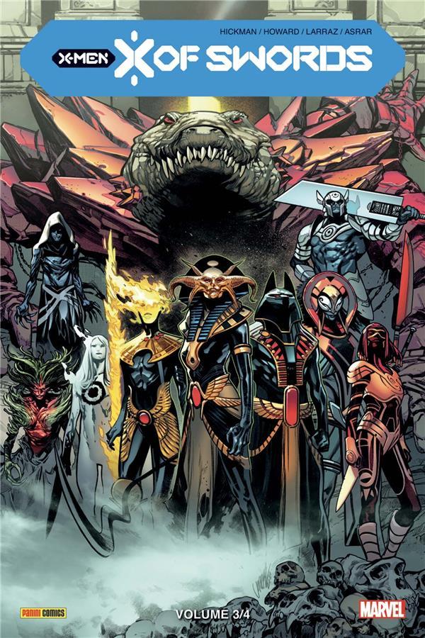 X-MEN: X OF SWORDS T03
