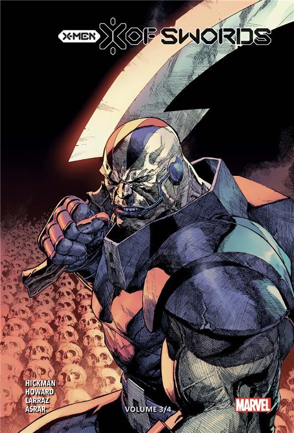 X-MEN: X OF SWORDS T03 (EDITION COLLECTOR)
