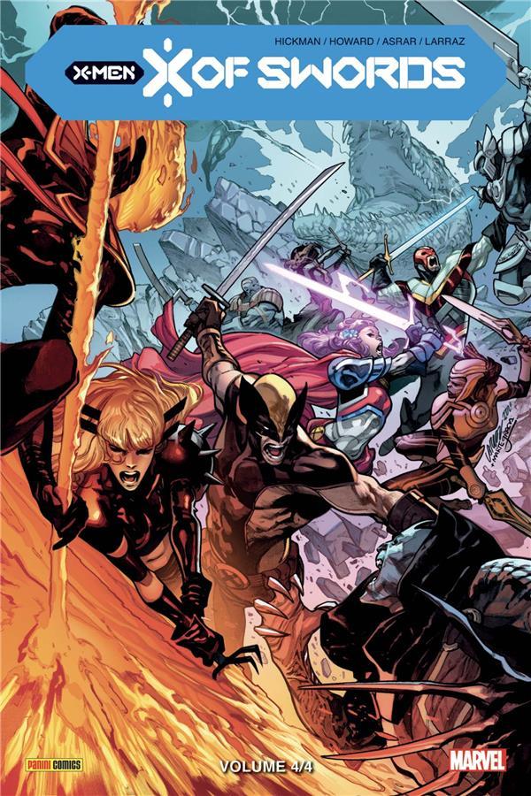 X-MEN: X OF SWORDS T04