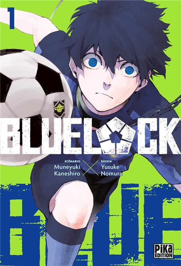 BLUE LOCK T01