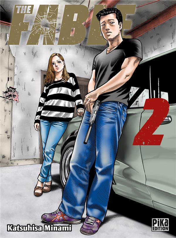 THE FABLE T02 - THE SILENT-KILLER IS LIVING IN THIS TOWN.
