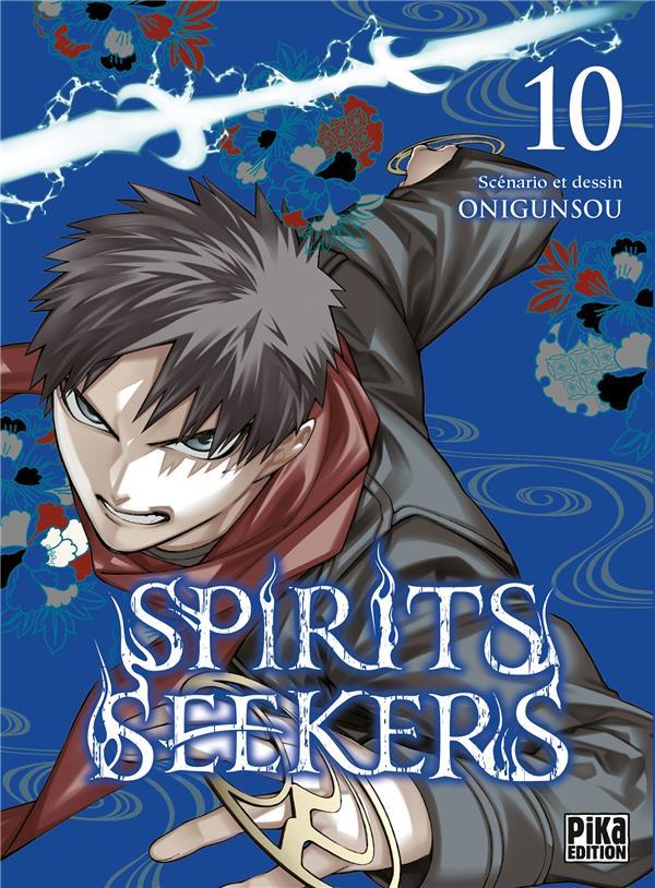SPIRIT SEEKERS - SPIRITS SEEKERS T10