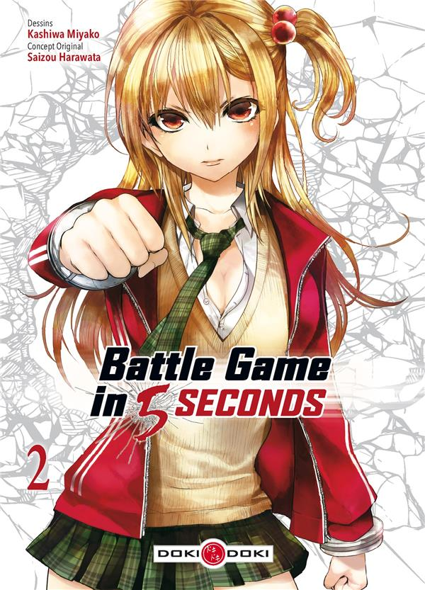 BATTLE GAME IN 5 SECONDS - T02 - BATTLE GAME IN 5 SECONDS - VOL. 02