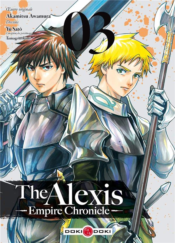 ALEXIS EMPIRE CHRONICLE (THE) - T03 - THE ALEXIS EMPIRE CHRONICLE - VOL. 03