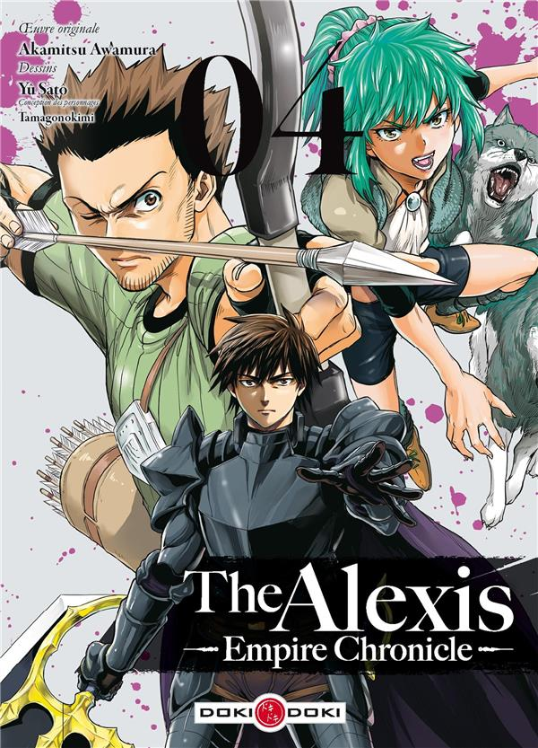 ALEXIS EMPIRE CHRONICLE (THE) - T04 - THE ALEXIS EMPIRE CHRONICLE - VOL. 04