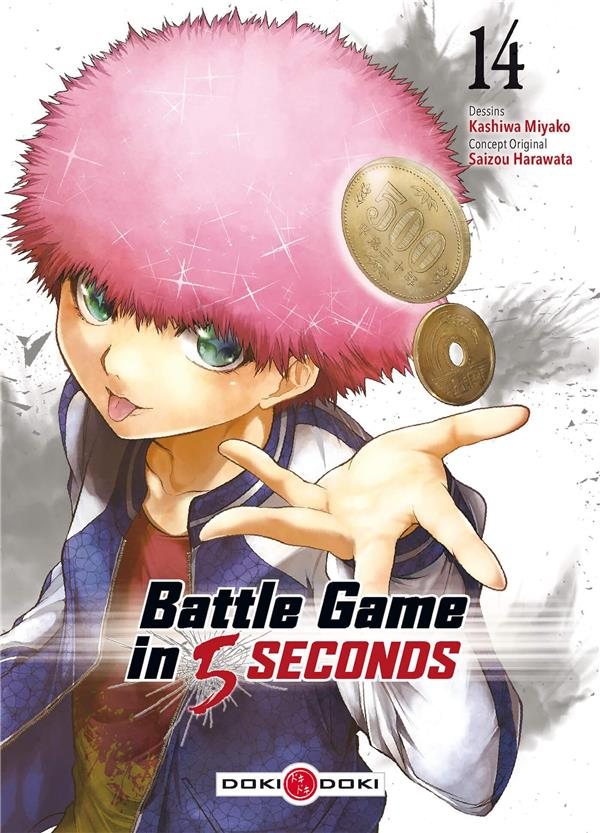BATTLE GAME IN 5 SECONDS - T14 - BATTLE GAME IN 5 SECONDS - VOL. 14
