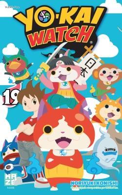 YO-KAI WATCH T19