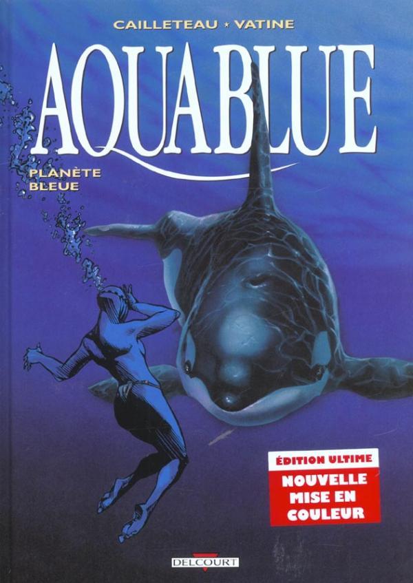 AQUABLUE T02 - PLANETE BLEUE