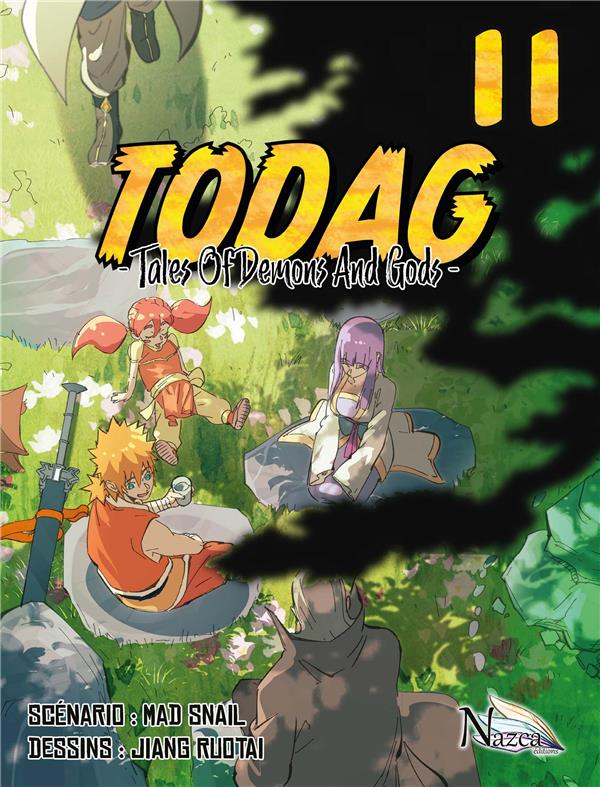 TODAG - TALES OF DEMONS AND GODS T11