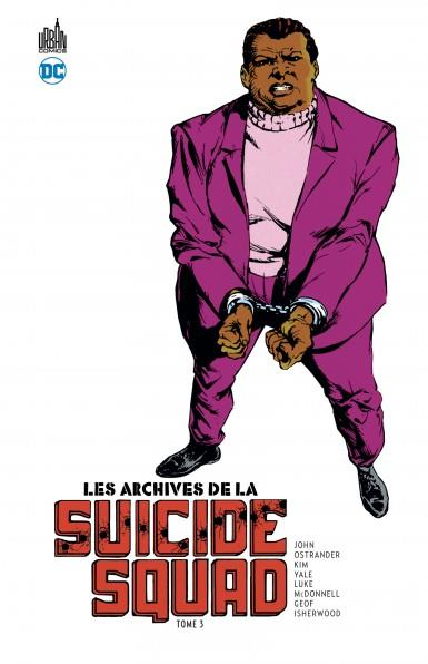 ARCHIVES DE LA SUICIDE SQUAD (LES) - TOME 3
