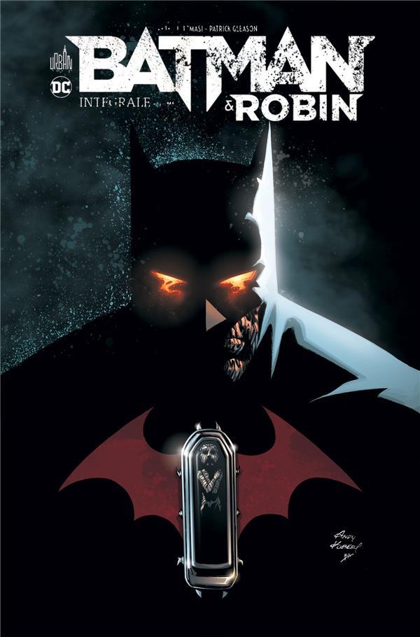 BATMAN & ROBIN INTEGRALE  - TOME 3