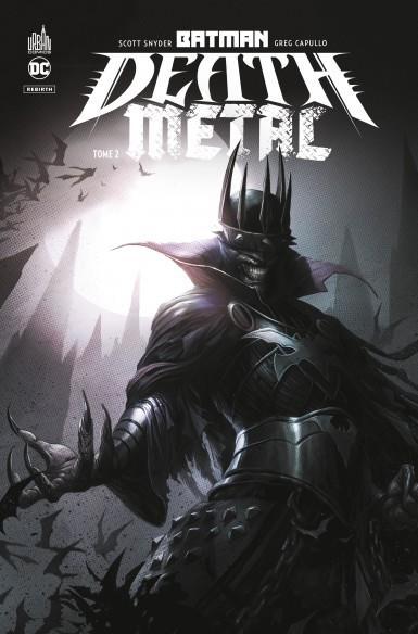 BATMAN DEATH METAL TOME 2