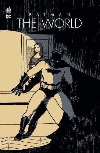 BATMAN THE WORLD  / COUVERTURE VARIANTE