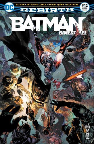 T12 - BATMAN REBIRTH (BIMESTRIEL) 12