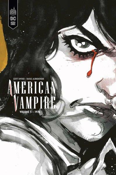 AMERICAN VAMPIRE INTEGRALE - E - AMERICAN VAMPIRE INTEGRALE TOME 5