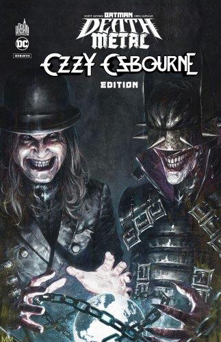 BATMAN DEATH METAL - EDITION S - BATMAN DEATH METAL #7 OZZY OSBOURNE EDITION, TOME 7