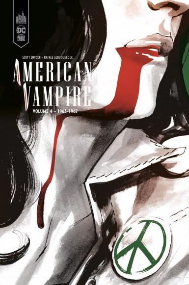 AMERICAN VAMPIRE INTEGRALE - E - AMERICAN VAMPIRE INTEGRALE TOME 4