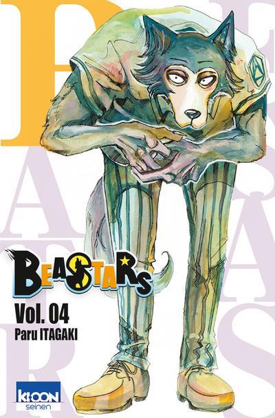 BEASTARS T04 - VOL04
