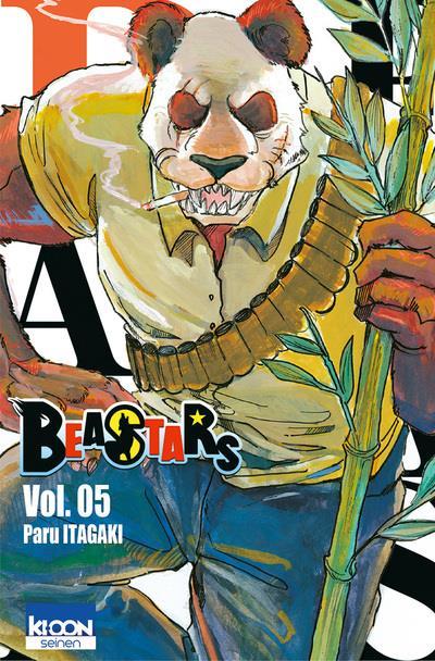 BEASTARS T05 - VOL05