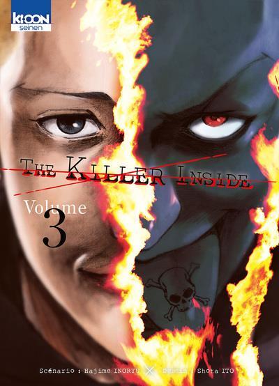 THE KILLER INSIDE T03 - VOL03