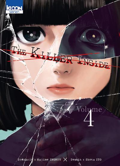THE KILLER INSIDE T04 - VOL04
