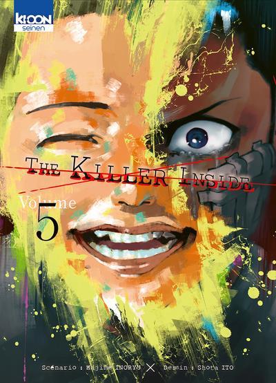 THE KILLER INSIDE T05 - VOL05