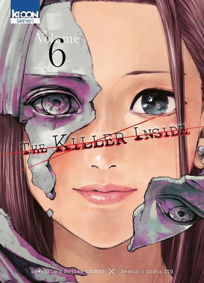 THE KILLER INSIDE T06 - VOL06