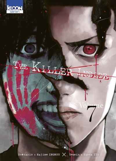 THE KILLER INSIDE T07 - VOL07