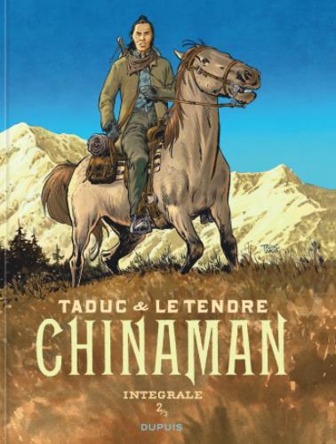 CHINAMAN - L'INTEGRALE - TOME 2 + EX LIBRIS PULP'S SIGNE PAR OLIVIER TADUC OFFERT