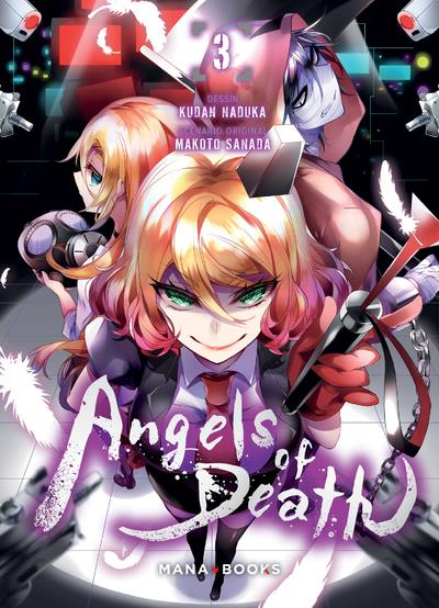 ANGELS OF DEATH T03